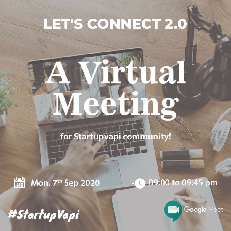 Let\'s Connect 2.0, A Virtual Meeting